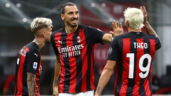 You can watch AC Milan live streams in HD quality on Premier Sports