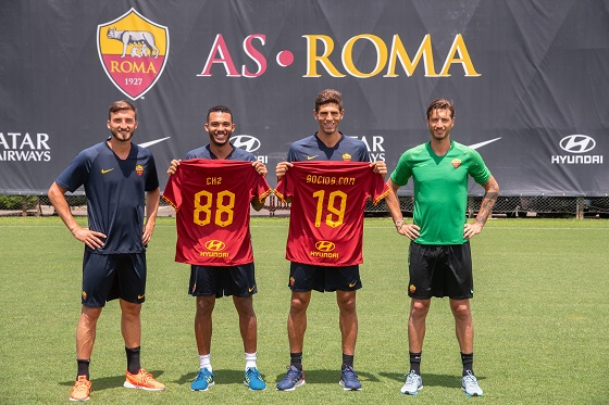Enjoy AS Roma live streams for free on Ace Stream