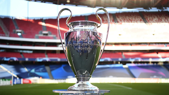 Follow UEFA Champions League live online on CBS All Access