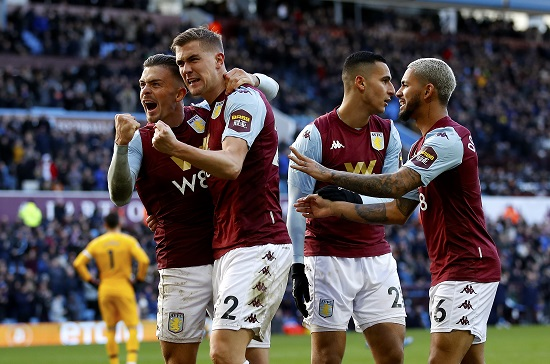 How to follow Aston Villa live streams without registration?