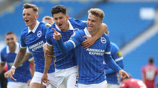 How can I watch Brighton live streams for free?